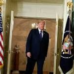 Trump, promising hellfire in Syria, blinked. Why that could bode well for the Iran deal