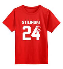 """Детские футболки c уникальными принтами """"<b>teen wolf</b>"""" - <b>Printio</b>"""