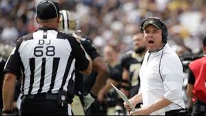 Officials' call robs Saints of touchdown, major error again in loss to ...