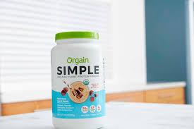 Orgain Launches <b>Simple Organic Plant</b> Based <b>Protein Powder</b> in ...