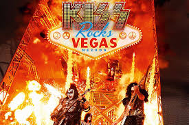 """Enter to Win """"<b>KISS ROCKS</b> VEGAS"""" Package - Music Connection"""