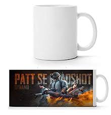 Buy Best Design for <b>pubg</b> patt se <b>Headshot</b> 11 Oz White Ceramic ...