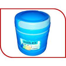 <b>Termos</b> Wadah Makanan <b>1.2 L Diolex</b> Biru (Dxc 1200 2 b)|Tabung ...