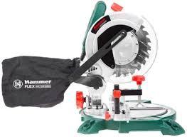 Торцовочная <b>пила Hammer STL1400</b>/<b>210</b> купить недорого в ...
