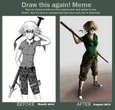Old Vs New Meme by JonathanDufresne on DeviantArt via Relatably.com