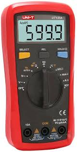 <b>Мультиметр</b> (тестер) <b>UNI</b>-<b>T</b> UTM 1133A (<b>UT133A</b>) - купить в ...