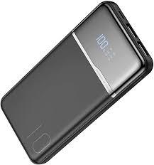 <b>Kuulaa</b> 10000mAh Portable Charger LED Display <b>Power Bank</b>,2 ...