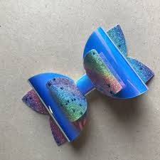 Bow cutting die SMR-BOW0008 double layers 43mm parnis blue ...