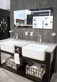 lighting integrated into bathroom mirror love this new design trend bathroom lighting trends