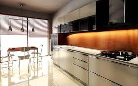 latest modular kitchen small space