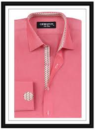 valentine s pink men s dress shirts dress for success blog the mini polka dots make this shirt relevant to the small print trend