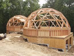 Dome Homes Architecture Design   Home Design and Interior    Amazing Dome Home Building Architecture