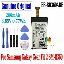 <b>Original</b> 200mAh <b>Battery</b> SM-R360 <b>EB</b>-<b>BR360ABE Battery</b> For ...
