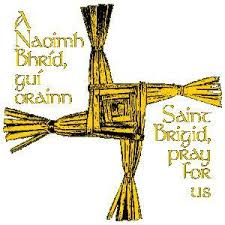 Image result for free images for st bridget and bride
