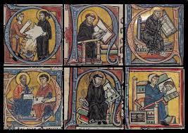 Billedresultat for middelalder munk