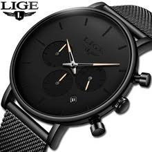LIGE <b>Stainless Steel Watches</b> | LIGE <b>Watch</b> | LIGE Store | FREE ...