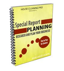 House Cleaning Business PlanResearch and Plan Your Cleaning Business Image