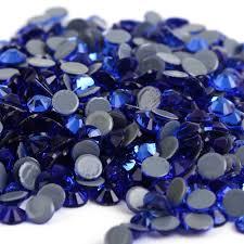 AAAA+ Quality <b>Sapphire</b> DMC HotFix Rhinestones <b>ss6</b> ss10 ss16 ...