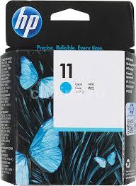 Купить <b>Печатающая головка HP</b> 11 C4811A голубой для <b>HP</b> DJ ...