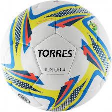 <b>Футбольный мяч Torres Junior</b>-<b>4</b>