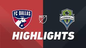 FC Dallas vs. Seattle Sounders FC | HIGHLIGHTS - June 1, 2019 ...