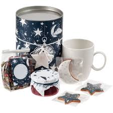 <b>Набор чайный Christmas</b> Sky (артикул 11084) - Проект 111