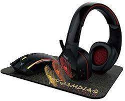 Buy Gamdias Artemis E1 3 in 1 Combo, Headset 40mm ... - Amazon.in