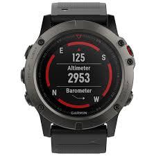 <b>Garmin fenix 5X Sapphire</b> 51mm Multisport GPS Watch with TOPO ...