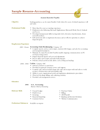 resume examples example resume objective for resume accounting resume examples good objective for resume good example of a resume objective