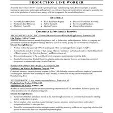 resume warehouse helper production worker resume resume and cover letters line worker resume s worker lewesmr sample resume food
