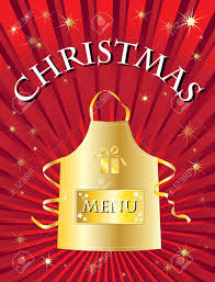 a menu template for a christmas menu royalty cliparts a menu template for a christmas menu stock vector 10695127