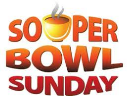 Image result for soup for the Super Bowl