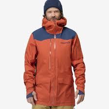 Лыжная <b>куртка Norrona Tamok</b> Ms Pro, цена 10 800 грн., купить в ...