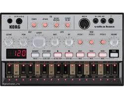 Купить <b>KORG volca bass</b> - <b>Синтезатор</b> аналоговый Корг в Москве ...