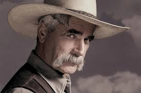 Image result for sam elliott tips hat