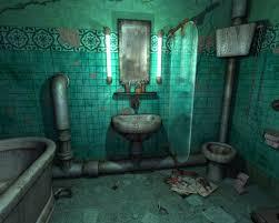green bathroom screen shot: screenshot  of  nikopol secrets of the immortals windows your bathroom also has a toilet what is