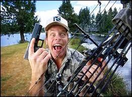 Ted Nugent courtesy uncyclopedia.wikia.com - The Truth About Guns via Relatably.com