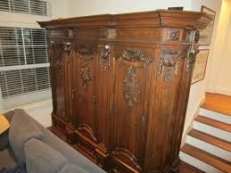 fierce design antique armoire ideas antique furniture armoire