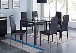 Kitchen & Dining Room Sets - 7 Pieces / Table ... - Amazon.com