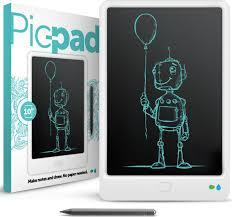 <b>Назад</b> к истокам <b>Планшет для рисования</b> с ЖК-экраном Pic-Pad ...