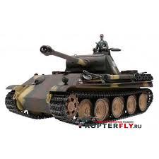 <b>Радиоуправляемый танк Taigen</b> 1/16 <b>Panther</b> type G (Германия ...
