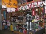 novelty shop