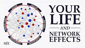 <b>Your Life</b> is Driven by Network Effects