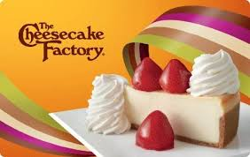The Cheesecake Factory eGift Card | GiftCardMall.com