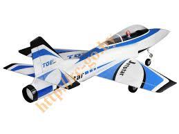 <b>Радиоуправляемый самолет TOPrc</b> Jet Star PNP 65мм ducted fan ...