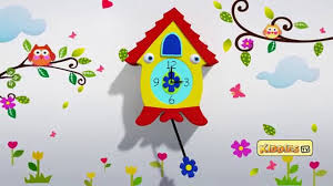 cuckoo clock famous nursery rhymes song video dailymotion