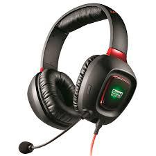 Купить Игровые <b>наушники Creative Sound Blaster</b> Tactic 3D Rage ...