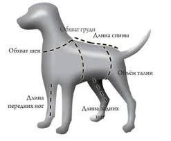 <b>Комбинезоны</b> для собак на грязь - <b>OSSO Fashion</b>
