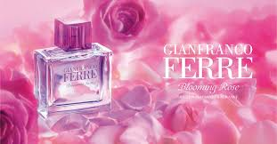 <b>Gianfranco Ferre Blooming</b> Rose ~ New Fragrances