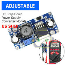<b>LM2596S DC-DC 3A Buck</b> Adjustable Step-down Power Supply ...